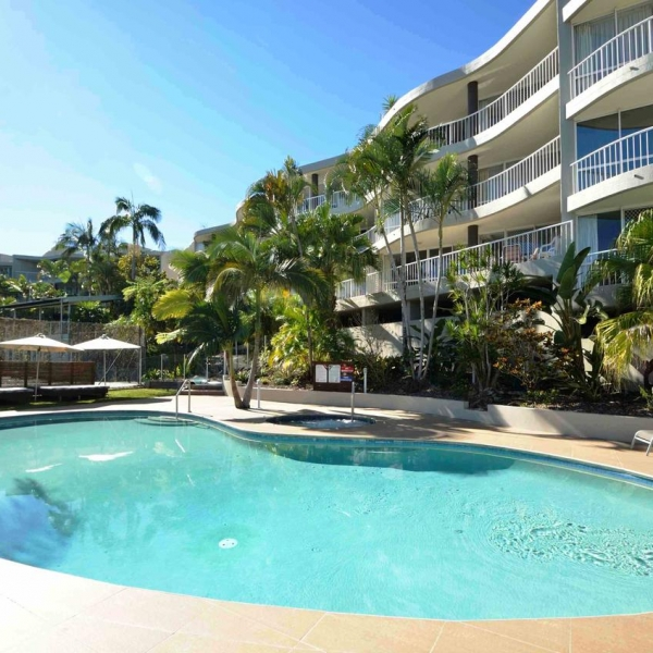 Noosa Hill Resort
