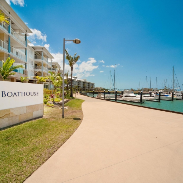 The Mantra Boathouse Apartments
