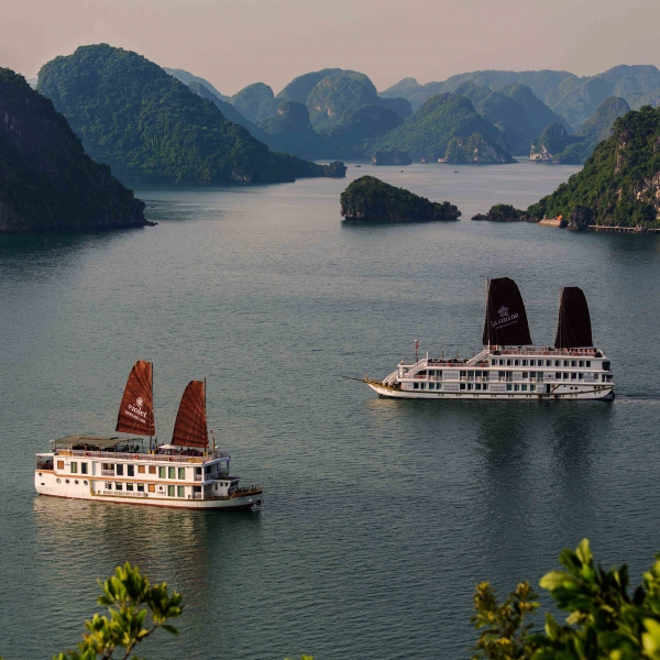 Jasmine by Heritage Line, Halong Bay