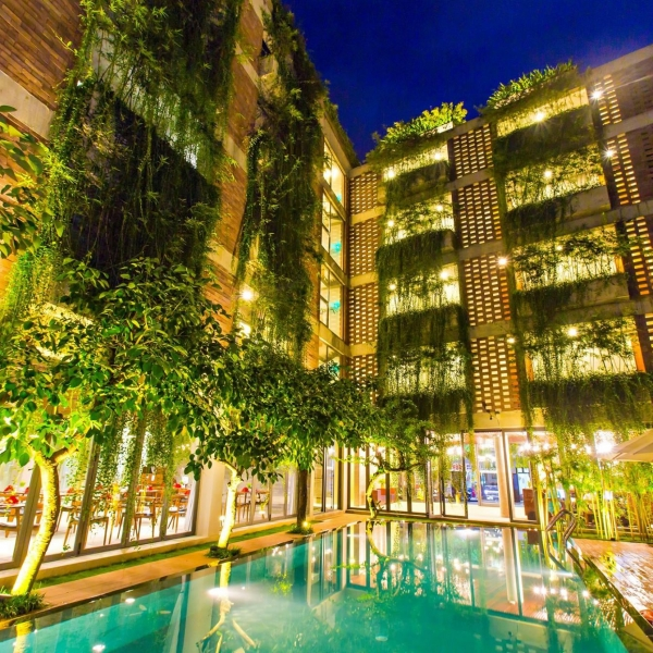 Atlas Hotel Hoi An by Embrace
