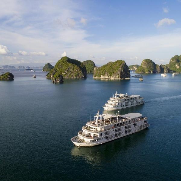 Paradise Elegance Cruises, Halong Bay