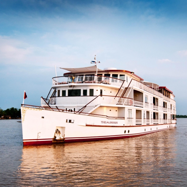 The Jahan by Heritage Line, Mekong River