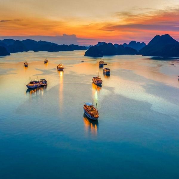 Heritage Cruises, Cat Ba Archipelago